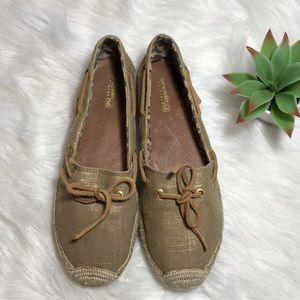 [[SPERRY] Top Sider Espadrilles